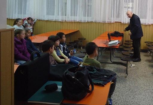 prvo predavanje - vlč. Nikola Radić