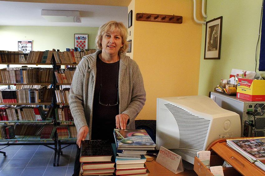 Učiteljica Mira Katunar