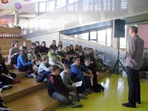 """Otvaranje 18. saziva Male staroslavenske akademije """"Dr. Antun Mahnić"""""""