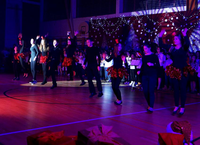 Božićno - novogodišnji koncert 2015.
