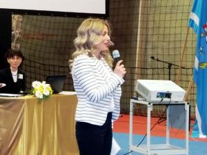 Anica Vranić, predsjednica Državnog povjerenstva