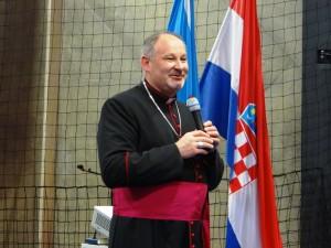 krčki biskup mons. Ivica Petanjak