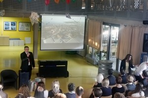 Svečano otvaranje Državnog natjecanja iz njemačkog jezika