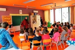 Gostovanje hrvatske pripovjedačice bajki Jasne Held
